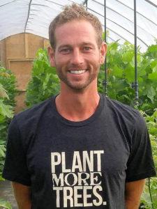 Bryan Nebraska Tree Farmer