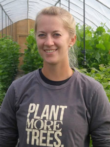Kendra Nebraska Tree farmer